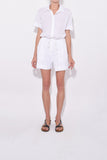 Gio Romper in White