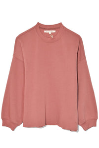 Honor Sweatshirt in Rose