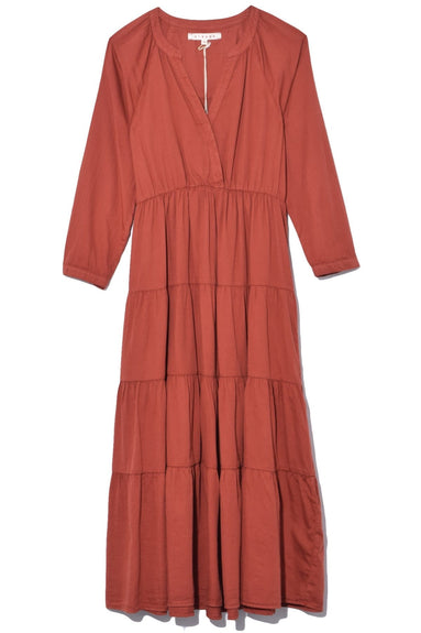 Layne Dress in Copper Penny