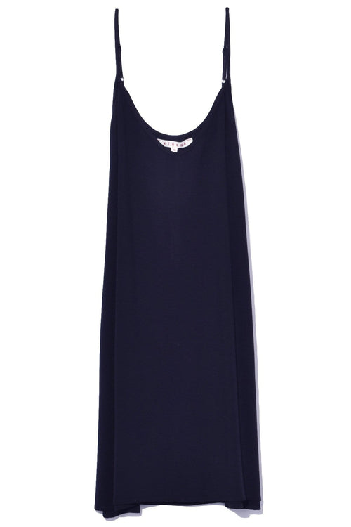 Linden Dress in Navy