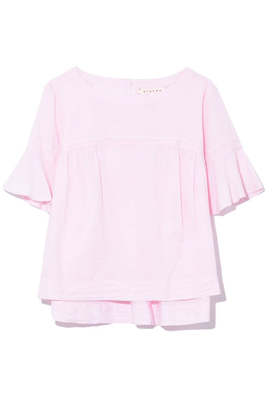 Mira Top in Pink Pearl