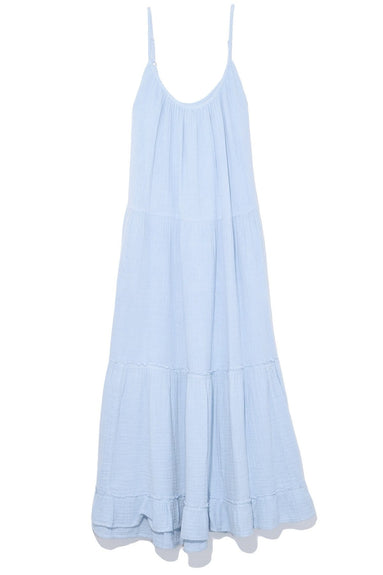 Romey Dress in Blue Breeze