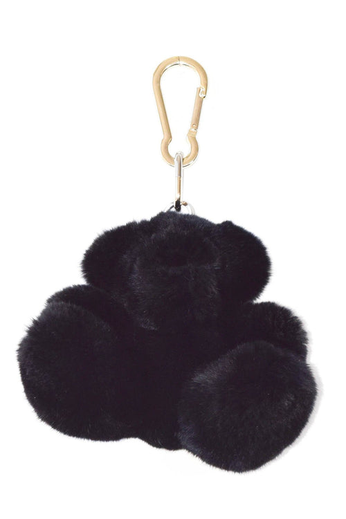 Rabbit Keyholder in Black