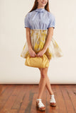 Botanica Flip Skirt in Wattle