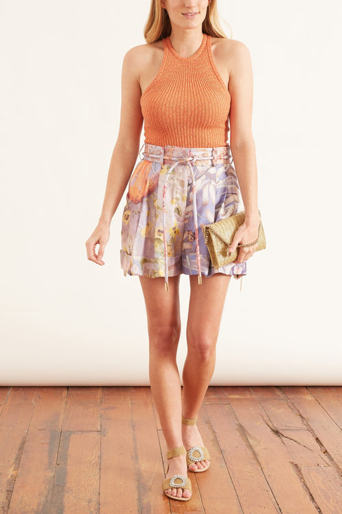 Botanica Shorts in Book Print