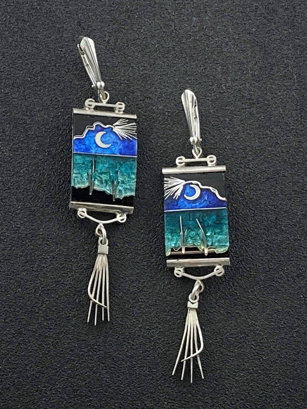 Gulf Coast - The Pines Earrings
