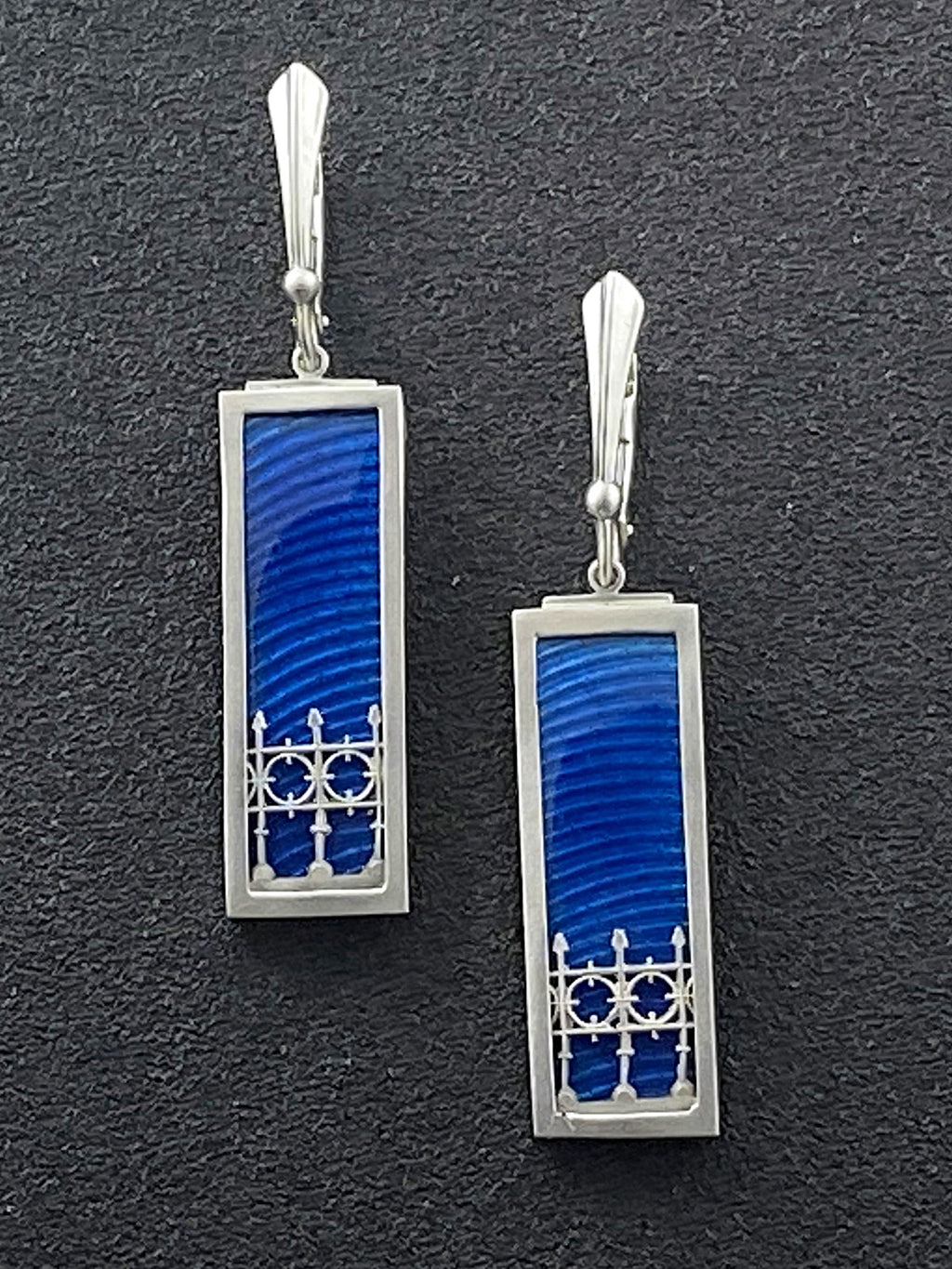 Gulf Coast - Seawave Earrings