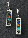 Gulf Coast - Sunset Earrings