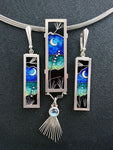 Gulf Coast - Grayton Moonscape Jewelry Set