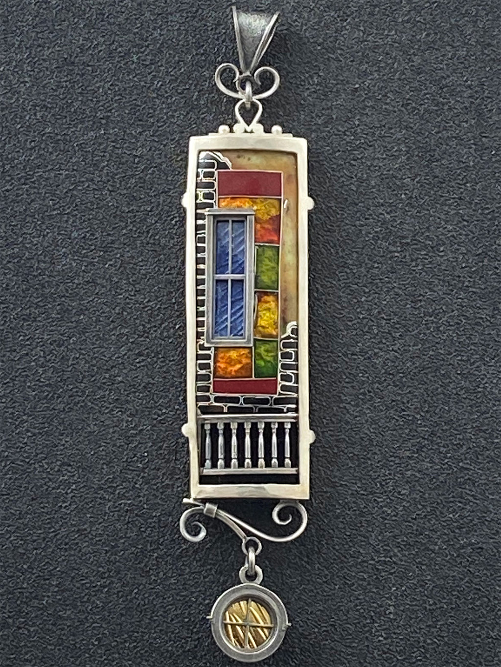 Cracker Vernacular - Porch Rail Pendant