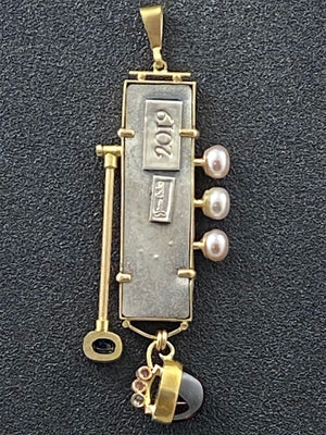 Cracker Vernacular - Front Porch Pendant