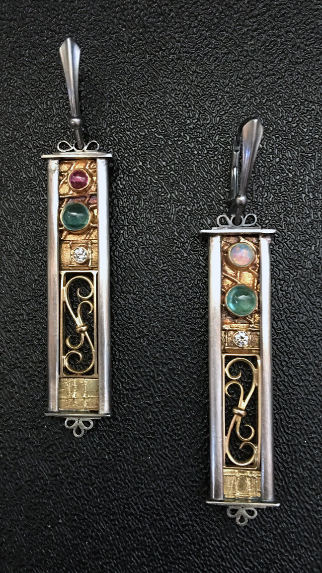 New Orleans Collection - Earrings 1