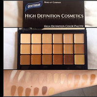 HD Glamour Creme Super Palette - Warm