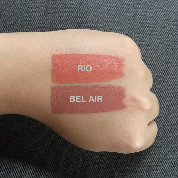 Long Lasting Liquid Lipstick - Bel Air