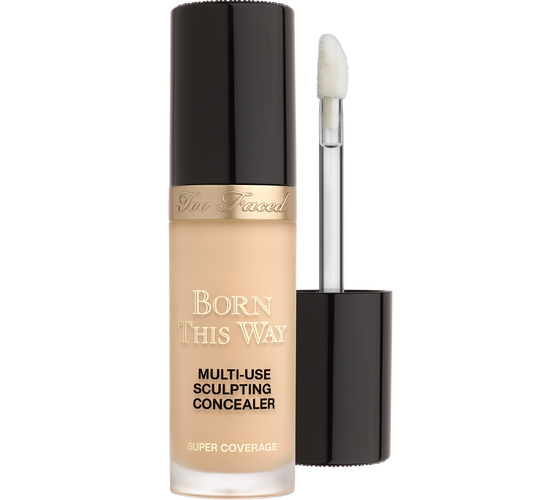 BTW Super Coverage Concealer - Natural Beige