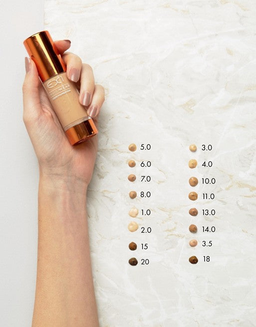 Invisiwear Liquid Foundation - 6.0 - 30ml