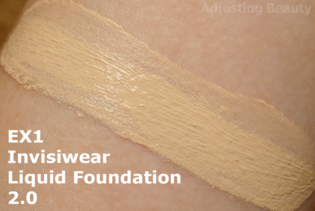 Invisiwear Liquid Foundation - 2.0 - 30ml