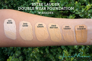 Double Wear Foundation - 2W2 Rattan