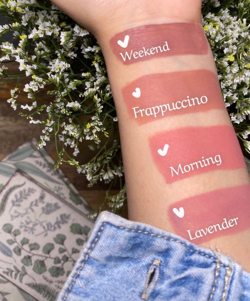 Liquid Lipstick - Morning