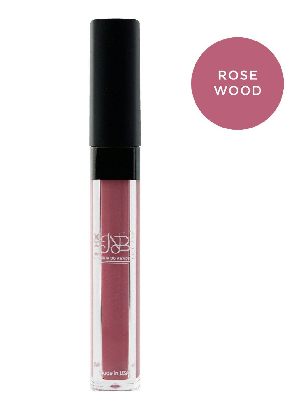 Liquid Lipstick - Rose Wood