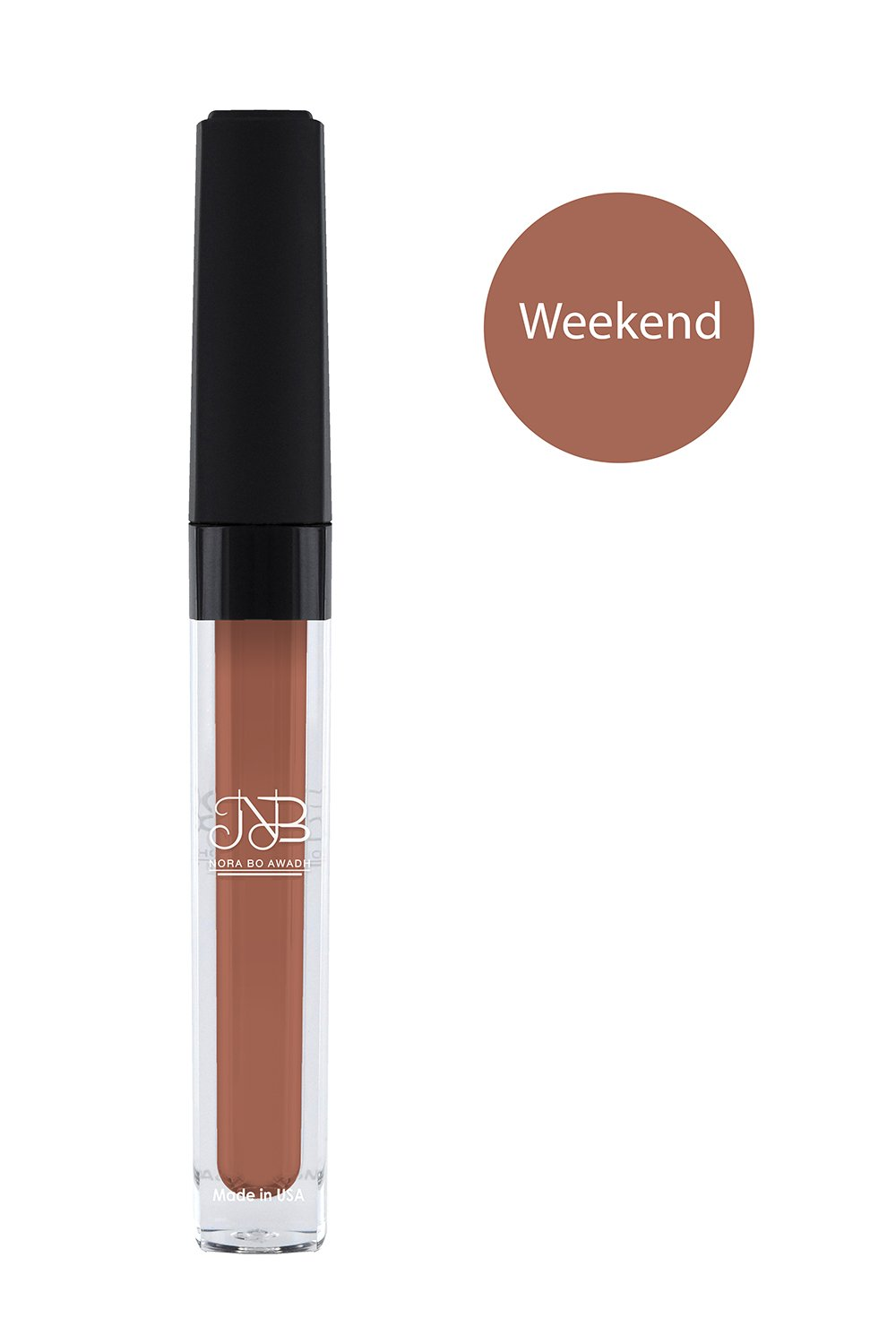 Liquid Lipstick - Weekend