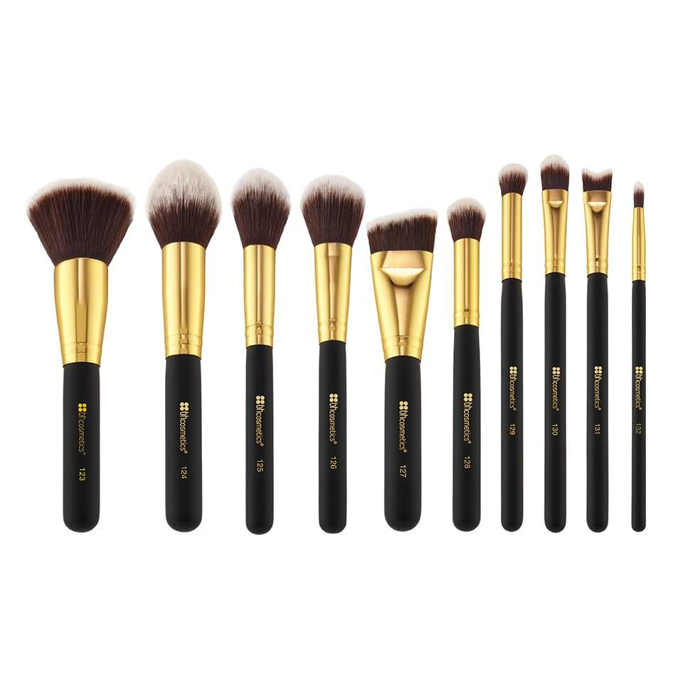 Sculpt And Blend 2 10 Pc Brush Set