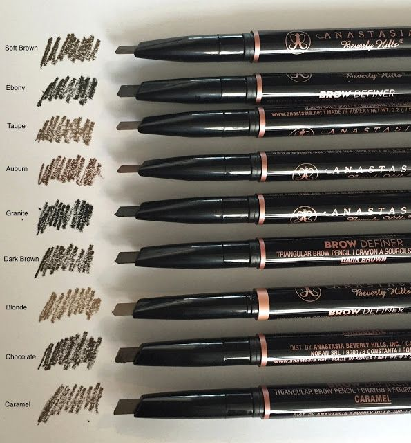 BROW DEFINER - CHOCOLATE