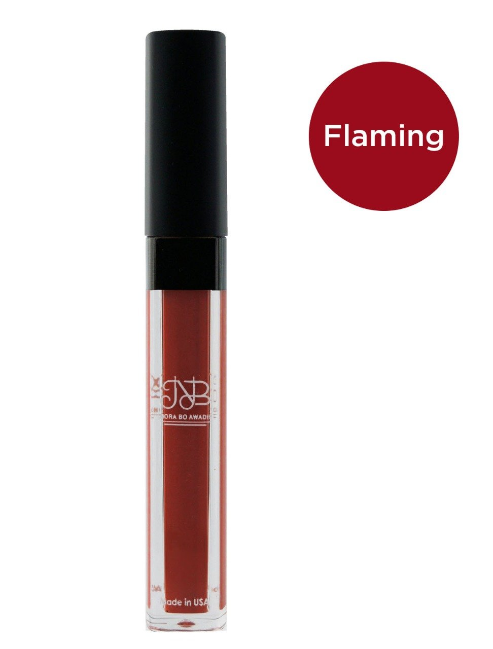 Liquid Lipstick - Flaming