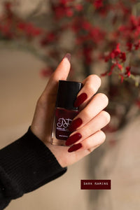 Nail Polish - Dark Flaming