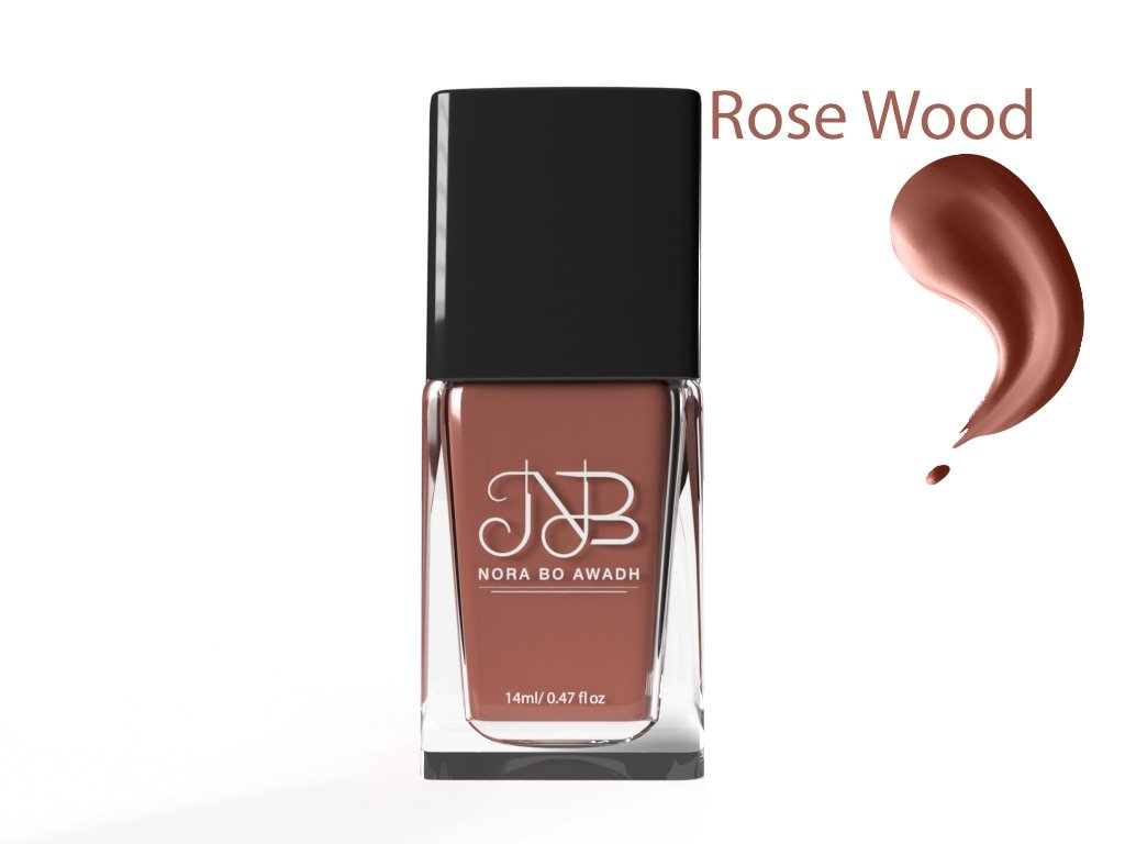 Nail Polish - Rose Wood