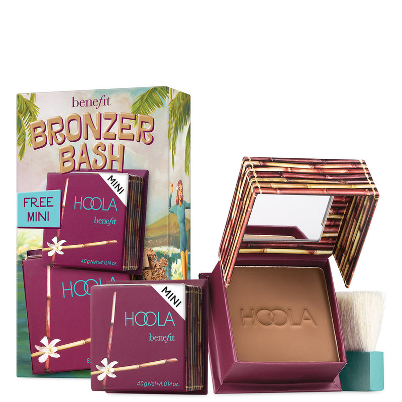 Bronzer Bash Set