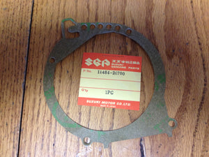 CARBURATER COVER GASKET NOS SUZUKI 11484-26700