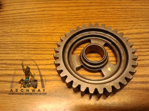 USED GEAR 1ST, WHEEL