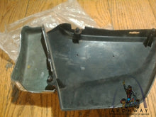 Load image into Gallery viewer, 1981 Suzuki GS450T NOS OEM R/H side cover red OEM# 47110-44300-157