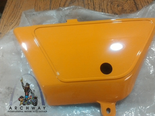 COVER, FRAME  47211-48001-05M  Fits Models:   TS125 (1978) TS125 (1979)