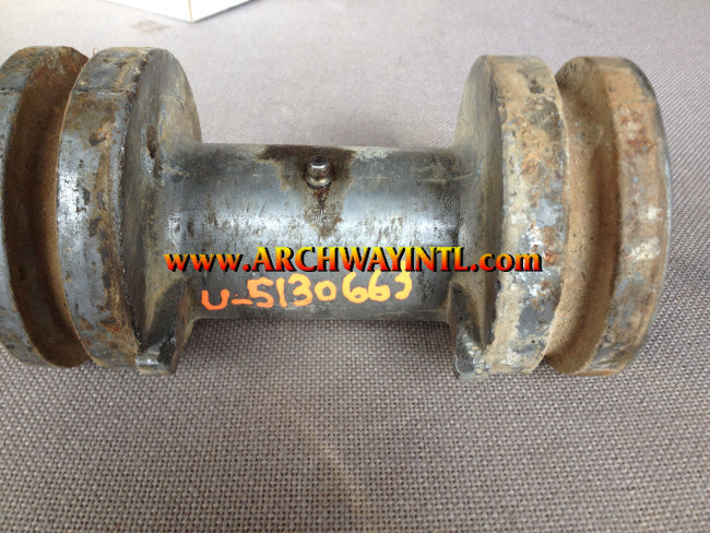 USED HOUSING AXLE