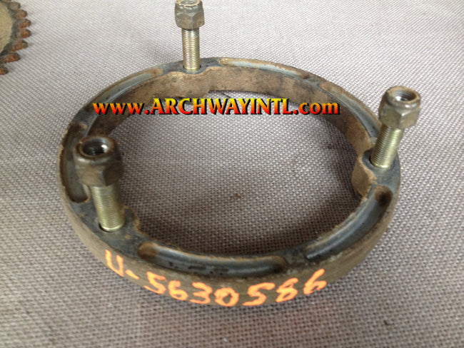 USED SPACER SPROCKET GAURD
