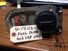 Load image into Gallery viewer, 75126-02C USED FUEL MODULE PLATE BARE NO FUEL PUMP INCLUDED ONLY CAP
