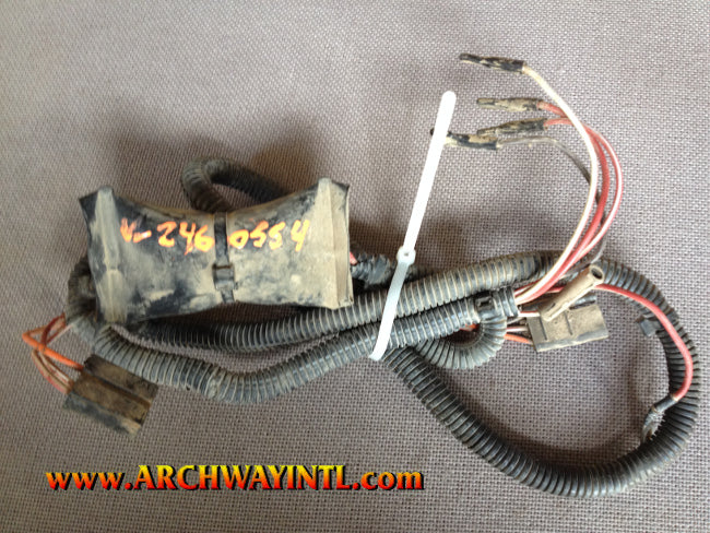 USED WIRE HARNESS