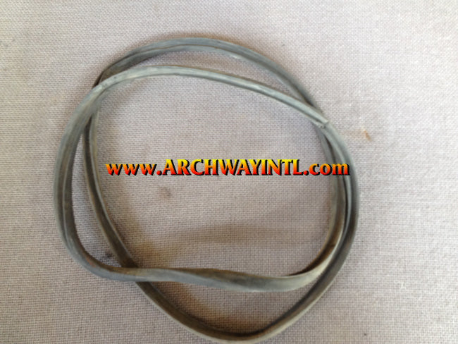 USED GASKET COVER