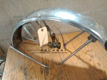 Load image into Gallery viewer, 421-21510-00-93 USED FRONT FENDER YAMAHA TX500 1973-75