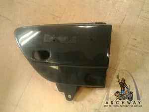 1973-77 GT 550 GT380  USED  RIGHT SIDE COVER OEM#47111-34100