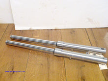 Load image into Gallery viewer, Suzuki LS650 Savage Front Fork Legs Tubes Front End OEM USED
