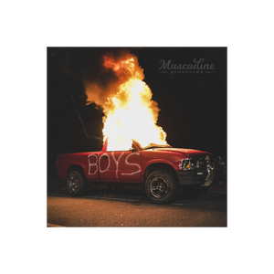 Muscadine Bloodline - Boys EP (AUTOGRAPHED)
