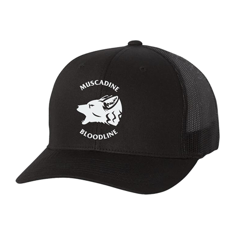 Coyote Trucker Hat