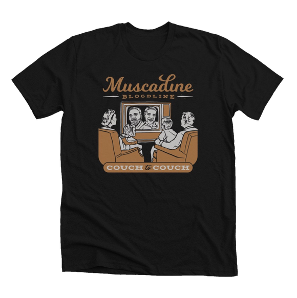 Couch to Couch Livestream Tee