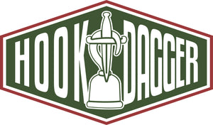 Hook And Dagger small shop logo