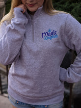 Load image into Gallery viewer, Magic Kingdom Quarter Zip Sweatshirt - Hook + Dagger