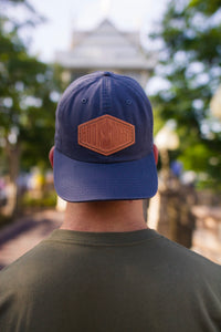 H+D Badge Hat - Hook + Dagger