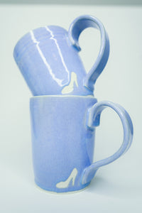 Glass Slipper Mug - Hook + Dagger